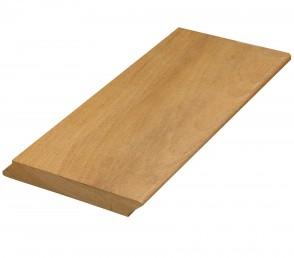 Ipè Terrassendielen Holz Wechselfalz (21 mm x 135 mm)
