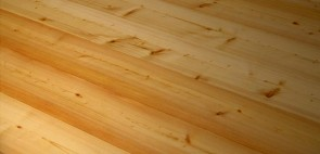 Muster Lärche Landhausdiele 20mm x 134mm (Sortierung A)