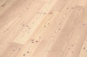 Lärche Parkett astig gebürstet weiß geölt (15 x 189 x 1860mm)