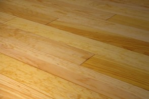Landhausdiele Pitch Pine / Stärke 20mm, Breite 135mm, Länge 3000 - 6100mm