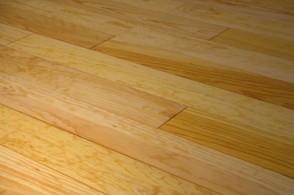Landhausdiele Pitch Pine / Stärke 20 mm, Breite 175 mm, Länge 500 - 2400 mm