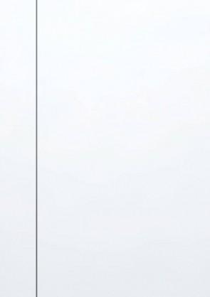Muster Tür CPL Superweiß Lisene L4
