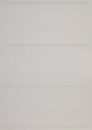 CPL Tür Muster - Farbe Uni Grau mit Lisene L1