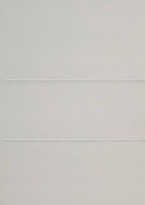 CPL Tür Muster - Farbe Uni Grau mit Lisene L2