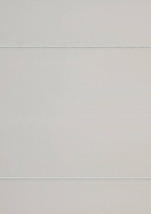 CPL Tür Muster - Farbe Uni Grau mit Lisene L3