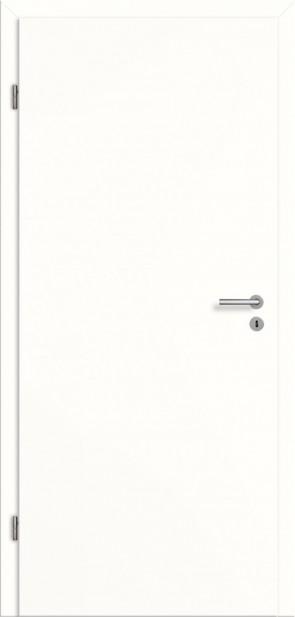Schallschutztür Weiß CPL