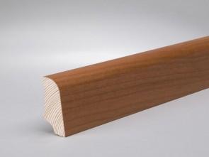 Sockelleisten Kirsche edelfurniert Standard-Profil (20 x 45 x 2700 mm)