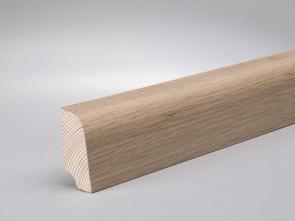 Sockelleisten Lärche edelfurniert Standard-Profil (20 x 45 x 2700 mm)
