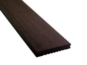 Bambus Terrassendielen 20 mm x 137 mm | glatt