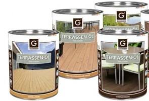Terrassenöl (2,5 Liter)