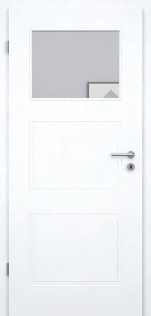 Weiße Tür mit Füllungen Berlin 3G 1LA