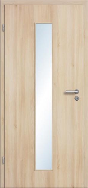 CPL Tür Akazie LA 008M (Lichtausschnitt)
