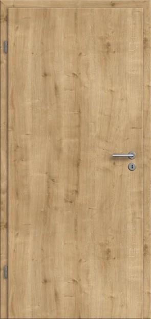 CPL Tür Eiche astig Exklusiv (Designkante)