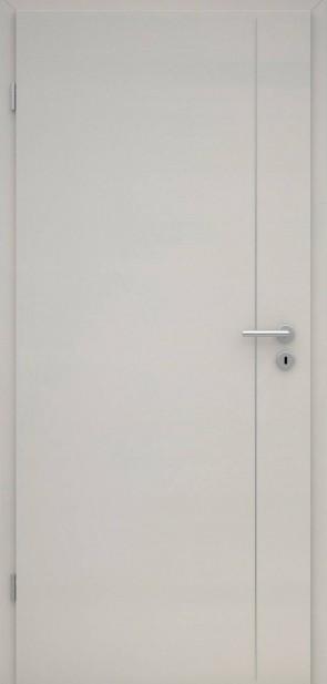 Tür CPL Uni Grau | Lisene L5