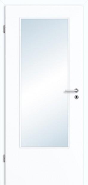 Tür Superweiß Lichtausschnitt Zarge
