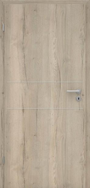 Tür Eiche Markant Sand | L2