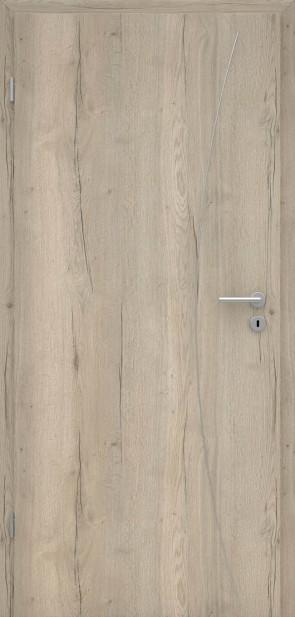 Tür Eiche Markant Sand | L9