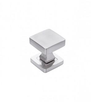 Türknauf Metall Farbe Nickel Satin