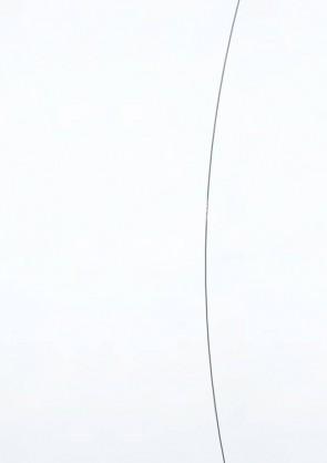 Muster Tür CPL Superweiß Lisene L9