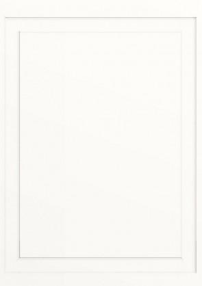 Muster Designtür Weiß
