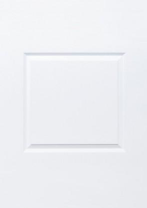 Muster Stiltür Weiß
