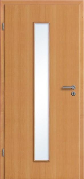 Zimmertür Buche Furniert + Zarge