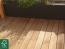 Komplettset Eiche Terrassendielen inklusive Zubehör