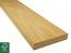 Komplettset Eiche Terrassendielen | 23 mm x 140 mm | FSC 100%, KD, glatt/glatt