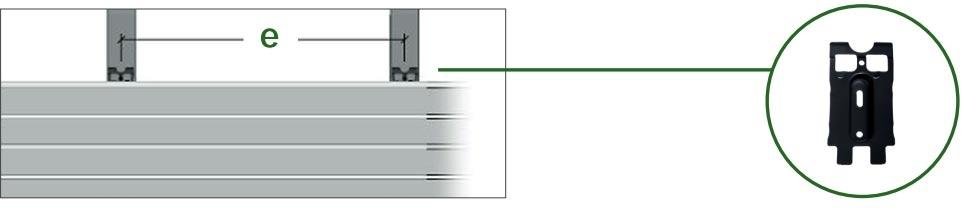 Montageanleitung für die unsichtbare Befestigung von Rhombusleisten