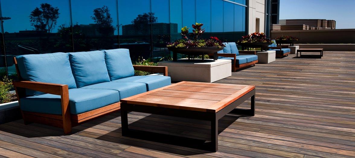 Dielen aus Holz für die Terrasse günstig online kaufen