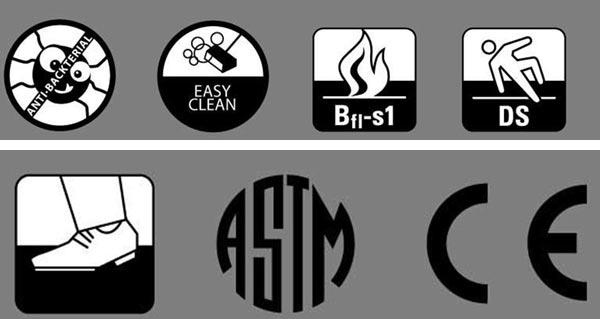 Vinyl Clic ist die neue Generation von Design-Belägen