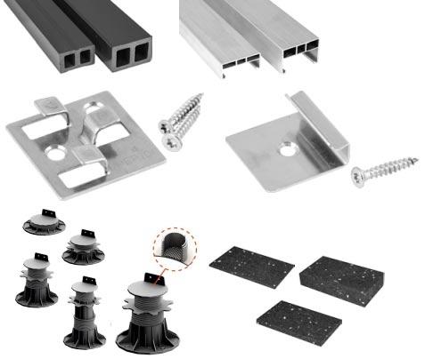 Favorit WPC-Terrassendielen verlegen: Tipps & Tricks XM89